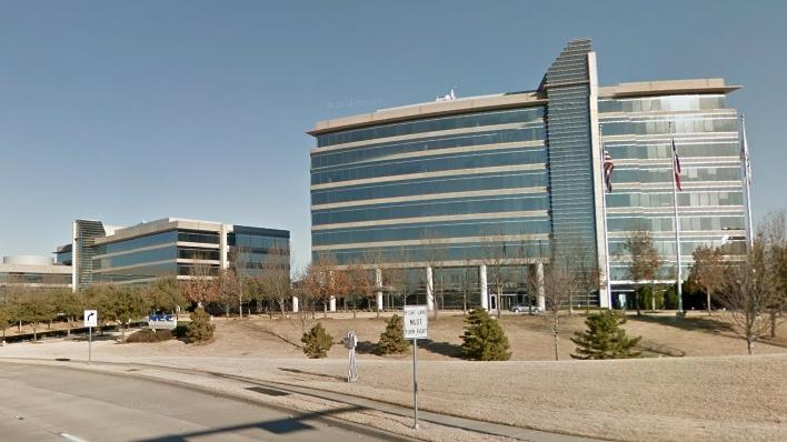 The NEC Corp. of America's corporate campus at 6535 State Highway 161 in Irving.
