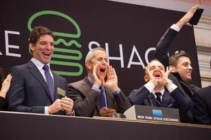 Stock market debut makes Shake Shack a $1.6B burger chain