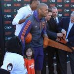 APS, Suns renovate basketball court for downtown kids