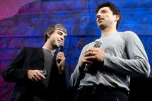 Google's founders