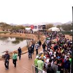 Phoenix Open tops $100 million in giving; sets record attendance