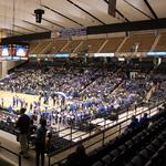 CAA tournament attendance drops in final year in Baltimore