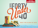 Meet the 2015 class of 40 Under 40 honorees (Photos)