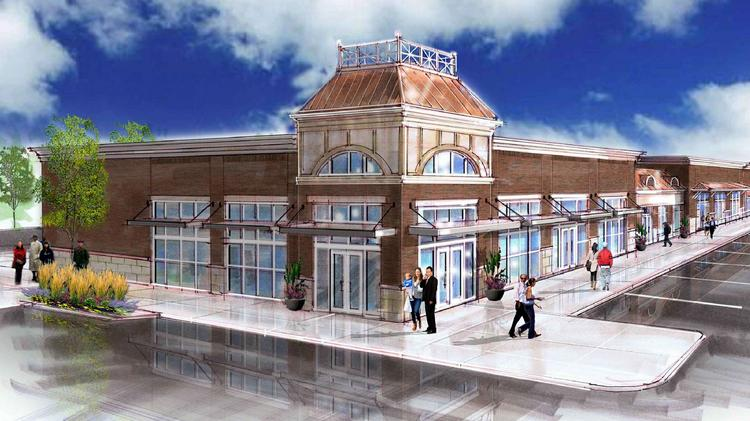 Oberer Realty Services plans to break ground on a new 10,000-square-foot retail building at Cornerstone this spring. The building will be anchored by Bagger Dave's, a gourmet hamburger joint.