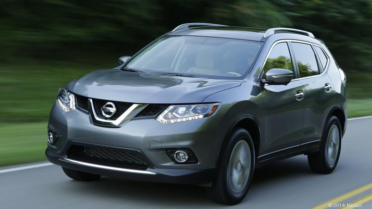 The 2015 Nissan Rogueu0027s Bold, Sharp Bodylines Offer A Sporty And Confident  Appearance, Balancing