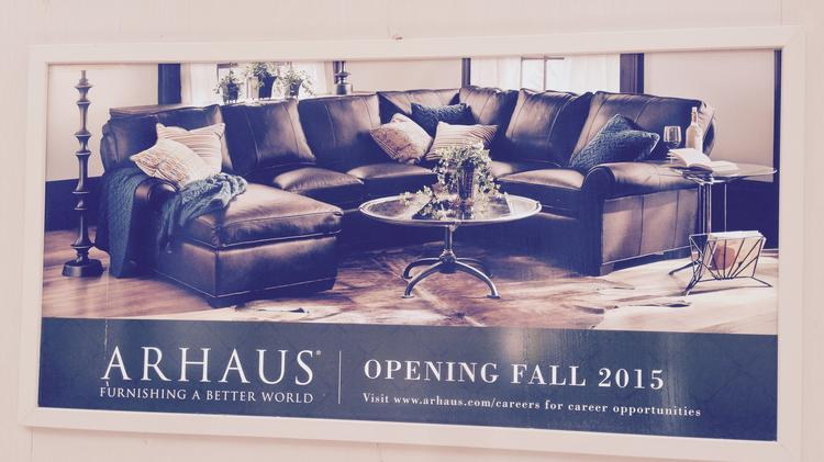 Arhaus Furniture Is Opening At The Biltmore Fashion Park And Kierland Commons