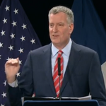 De Blasio's vision: More places to live and a big minimum wage hike