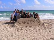 No. 1: Camden Property Trust Division: Medium, 51-150 employees Type of business: Real estate investment trust