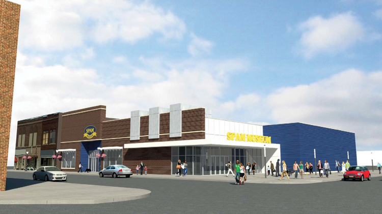 39 ikea like 39 design for spam museum stirs controversy in for Ikea st paul mn