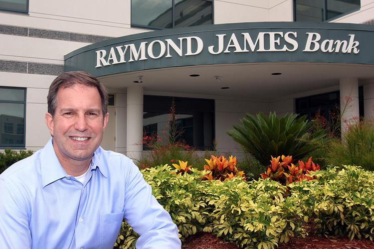 Cord King, tax exempt lending manager at Raymond James Bank.