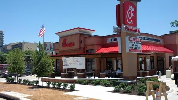 Oct 19,  · Reserve a table at Chick-fil-A, Austin on TripAdvisor: See 28 unbiased reviews of Chick-fil-A, rated 4 of 5 on TripAdvisor and ranked # of 3, restaurants in Austin.4/4(27).