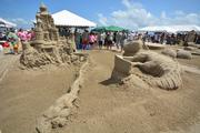 """Gensler's """"Night of the Living Sand"""" took the top prize -- the """"Golden Bucket"""" award -- and the """"Best Traditional"""" award."""