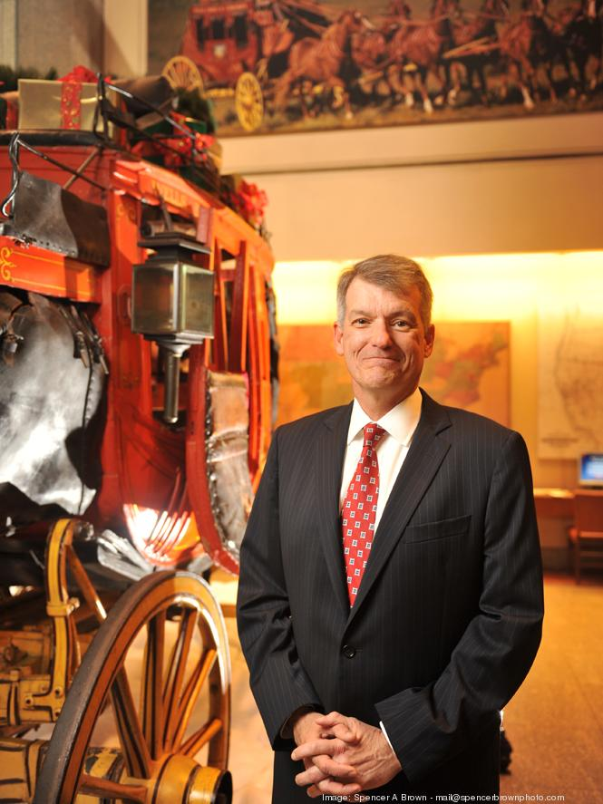 Wells Fargo Chief Financial Officer Tim Sloan will take the reins of the company's wholesale banking group.