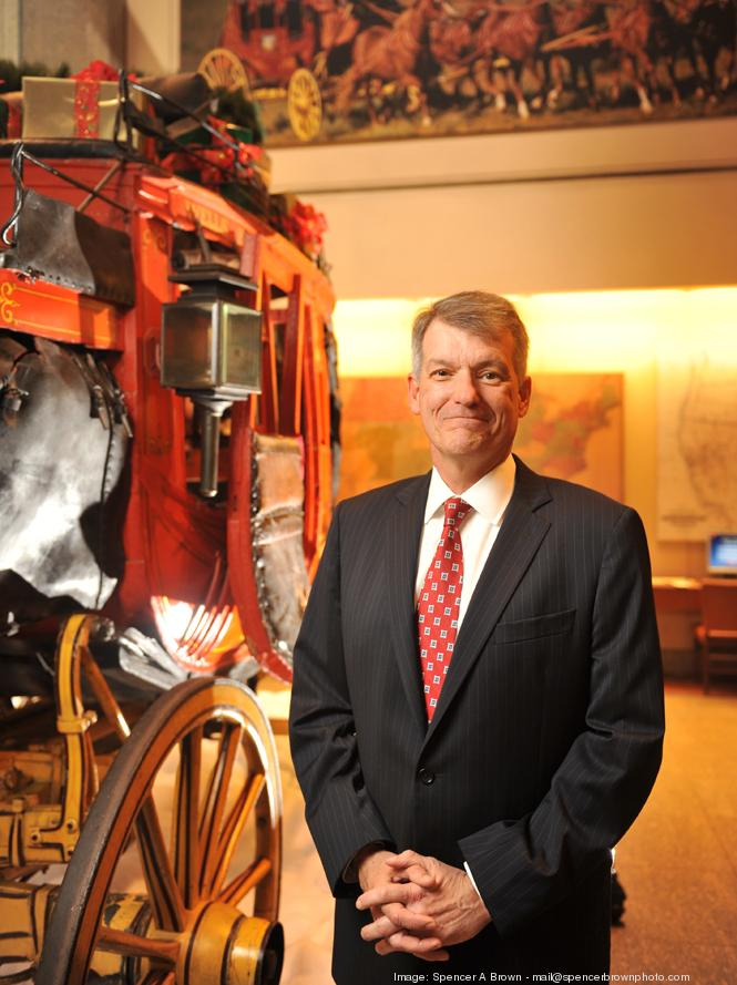 Will Wells Fargo CFO Timothy Sloan replace CEO John Stumpf