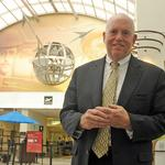 Turbulence at the airport: Slaybaugh — 'The politics here are terrible'