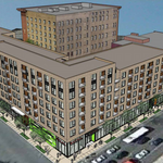 Sherman releases plans for downtown Minneapolis mixed-use project (Images)
