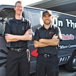 On the Spot makes oil service a road trip