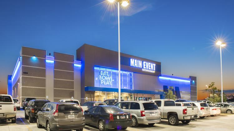 A New Family Entertainment Chain Based In Dallas Is