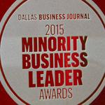 Dallas Business Journal honors 2015 Minority Business Leader honorees