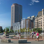 New Boston Ventures planning 12-story residential tower on <strong>Greenway</strong>