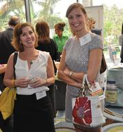 Lynne Gross and Lauren Webb of RN Network.