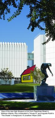 High Museum expansion