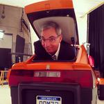 Paul Elio unveils first US-made car engine in a generation (Video)