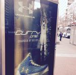 Stephen Curry brings basketball cred to Under Armour ahead of shoe launch