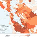 SOMA's hot, but study finds heart of tech success in Silicon Valley