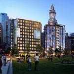 Developer pays BRA $600k for air-rights along <strong>Greenway</strong>