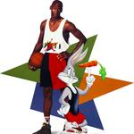 Bugs Bunny and Michael <strong>Jordan</strong> team up, again