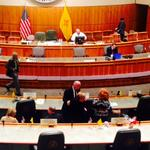 Right-to-work supporters, opponents pack House committee hearing (Video)