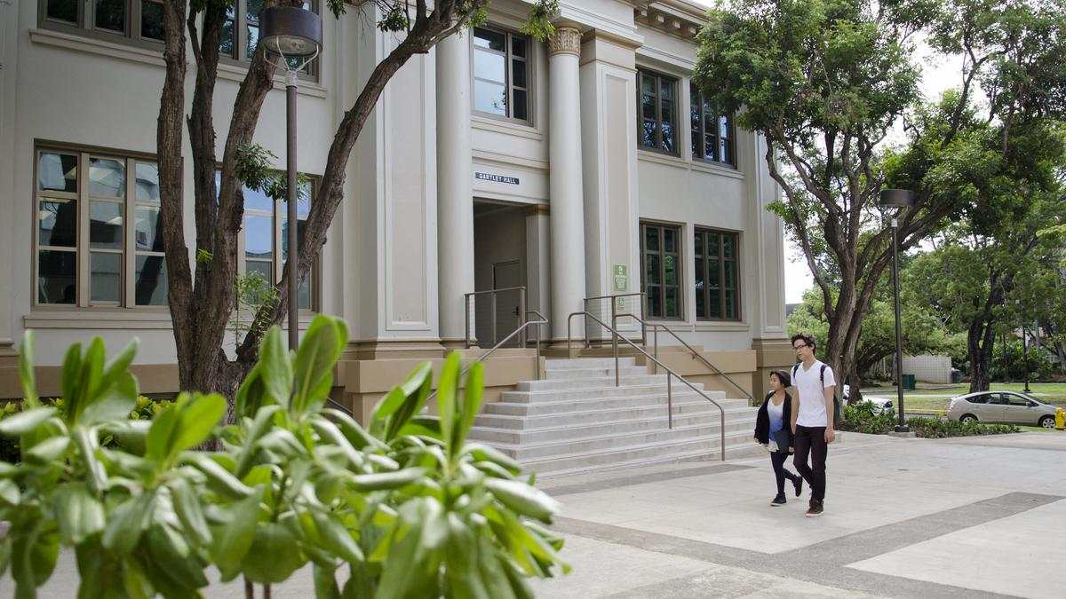College rankings 2015: How University of Hawaii at Manoa stacks up -  Pacific Business News