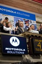 Duly Noted: Motorola Solutions, Illinois credit rating, triathlons