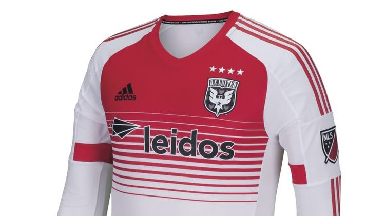 outlet store 3be6e 8fd32 How Leidos influenced D.C. United's new jerseys - Washington ...