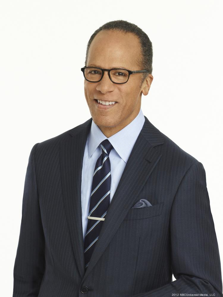Lester Holt, former WBBM-Channel 2 news anchor, stepping in