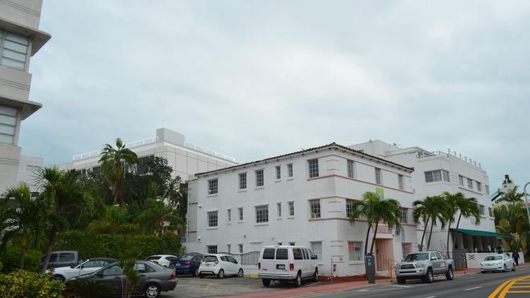 The Office Building At 1425 Collins Ave In Miami Beach Will Be Redeveloped Into A