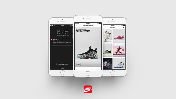 best service 75573 2f61c Nike follows Adidas to the sneaker reservation app game