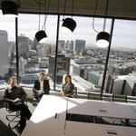 <strong>Gensler</strong>'s first Oakland office offers front-row views of city's renaissance