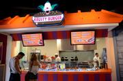 Eat like cartoon royalty at Fast Food Boulevard!