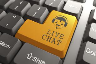 Got an e-commerce site? Get live chat, now