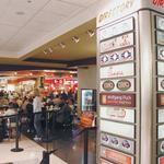 Airport looks to keep retail flying high