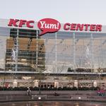 KFC Yum Center breaks records, climbs up national arena rankings