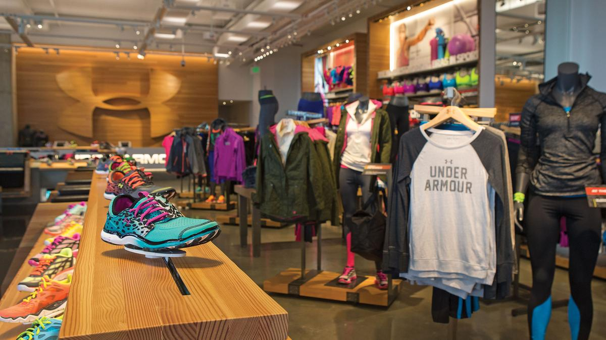 414a360e49e1 Under Armour is opening a Brand House store in Disney World ...