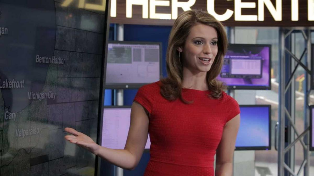WLS-Channel 7's Cheryl Scott talks about her rapid rise on the