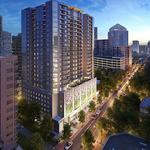 Leventhal breaks ground on 25-story Midtown apartment tower