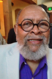 Rev. Cecil Williams, founder of the Glide Foundation.