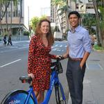 Bikeshare gains traction on Oahu