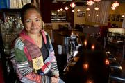 "Maria Hines, owner of the Golden Beetle, in Seattle. Hines said it took the restaurant six to 10 months to get the recipes ""nice and solid. Then we started playing around a little more."""