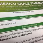 SABJ reporter to live Tweet from Mexico Shale Summit